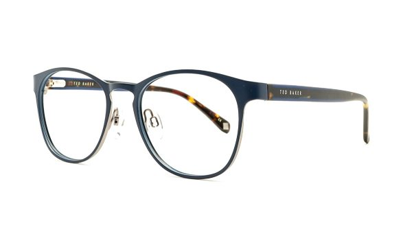 Ted Baker Blue Metal Glasses Shaw 4271
