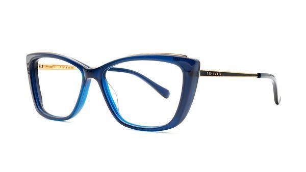 Ted Baker Blue Acetate Glasses 9183 Ari