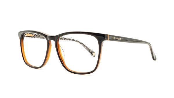 Ted Baker Black Acetate Black Glasses Carlson 8208