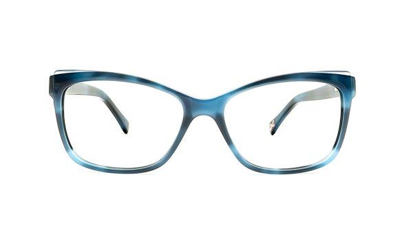 Ted Baker Blue Acetate Glasses 9187 Kelda