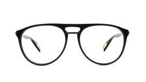 Ted Baker Black Acetate Glasses Keller 8192