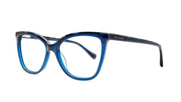 Ted Baker Blue Acetate Glasses 9178 Aneta