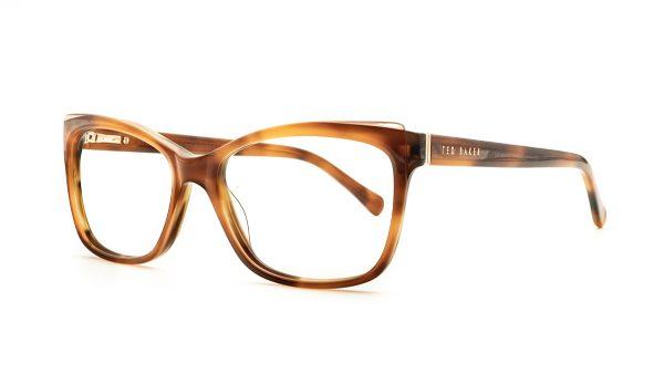 Ted Baker Brown Acetate Glasses Kelda 9187