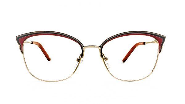 Ventice Red Metal Glasses VP1547