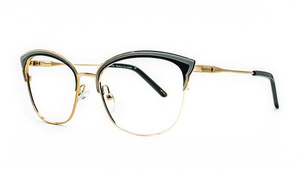 Ventice Black Metal Glasses VP1547