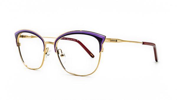 Ventice Purple Metal Glasses VP1547