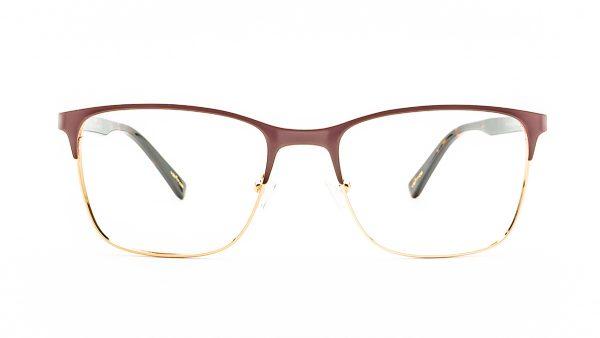 Ventice Red Metal Glasses VP453