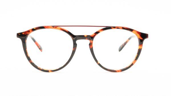William Morris Plastic Red Glasses LN50080