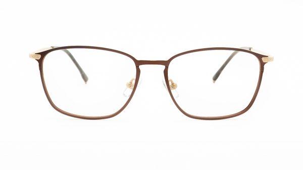 William Morris Brown Metal Glasses BL405