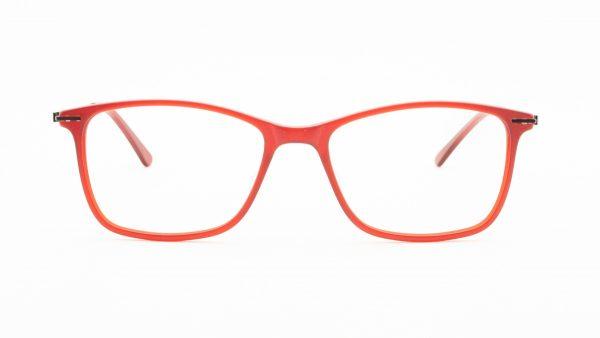 William Morris Red Plastic Glasses LN50009
