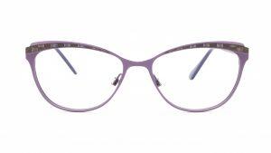 William Morris Purple Metal Glasses 4143