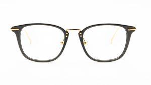 William Morris Black Plastic Glasses LN50030
