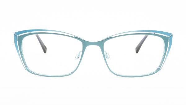 William Morris Blue Metal Glasses 4128