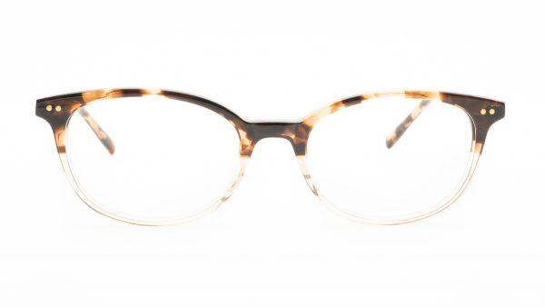 William Morris Brown Plastic Glasses 50053