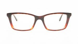 William Morris Brown Plastic Glasses WM7079