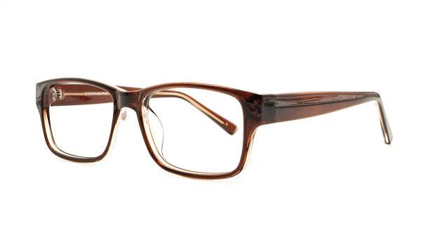 Matrix Brown Acetate Glasses 825