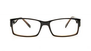 Matrix Brown Acetate Glasses 814