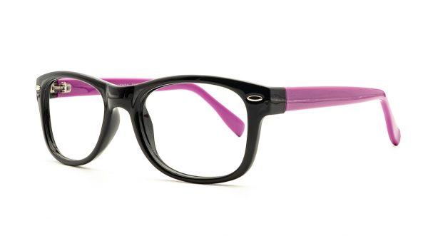 Matrix Black Pink Acetate Glasses 820