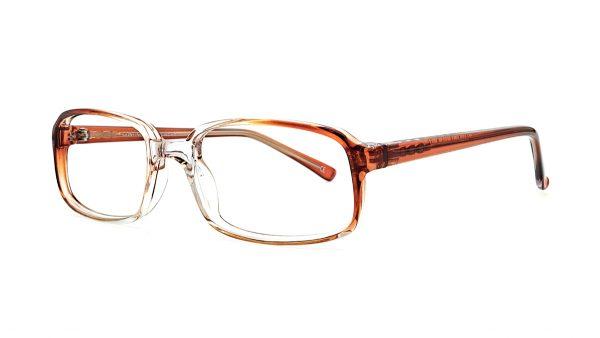 Matrix Brown Acetate Glasses 431